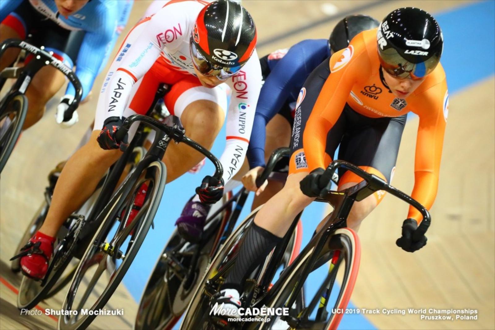 【2019トラック世界選手権】女子ケイリン、太田2回戦進出ならず16位