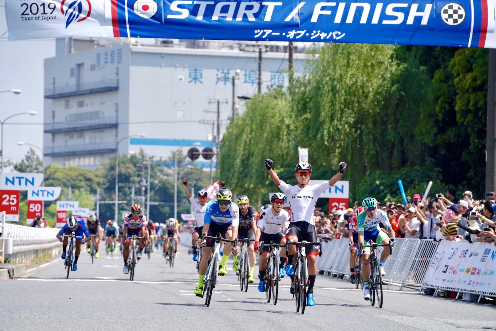【TOJ2019】最終・東京ステージ/窪木を優勝へチームは一つとなって導びいた