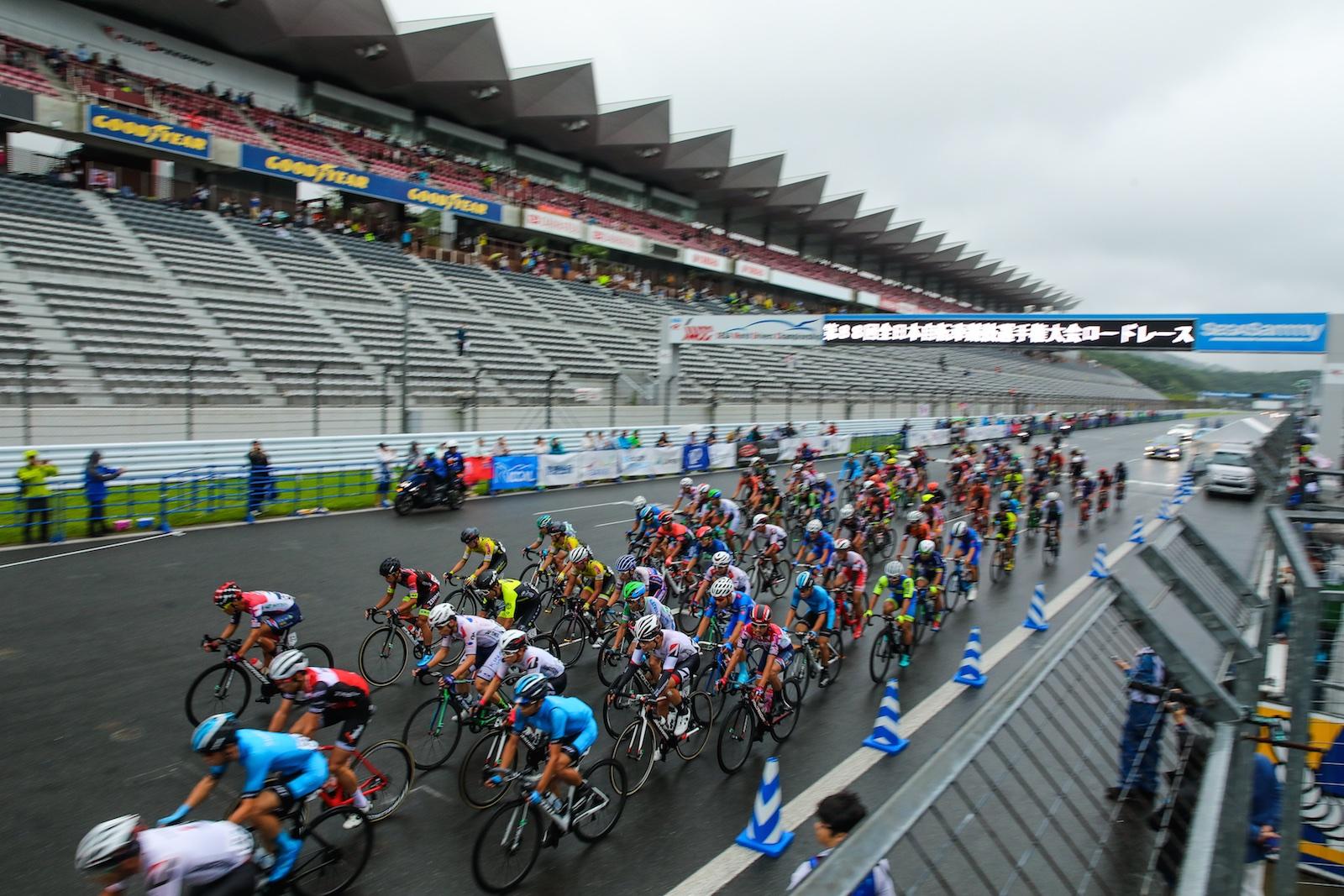 【2019全日本選手権ロード】ロードレース窪木16位、示せなかったチームの実力