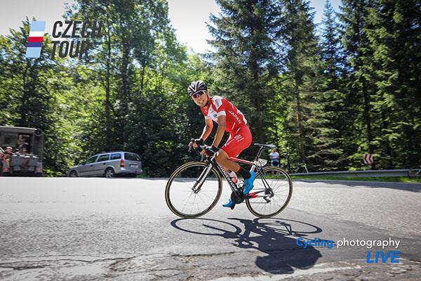 【チェコ/チェコサイクリングツアー】石橋が最終ステージで逃げ総合73位「欧州での感覚を思い出した」