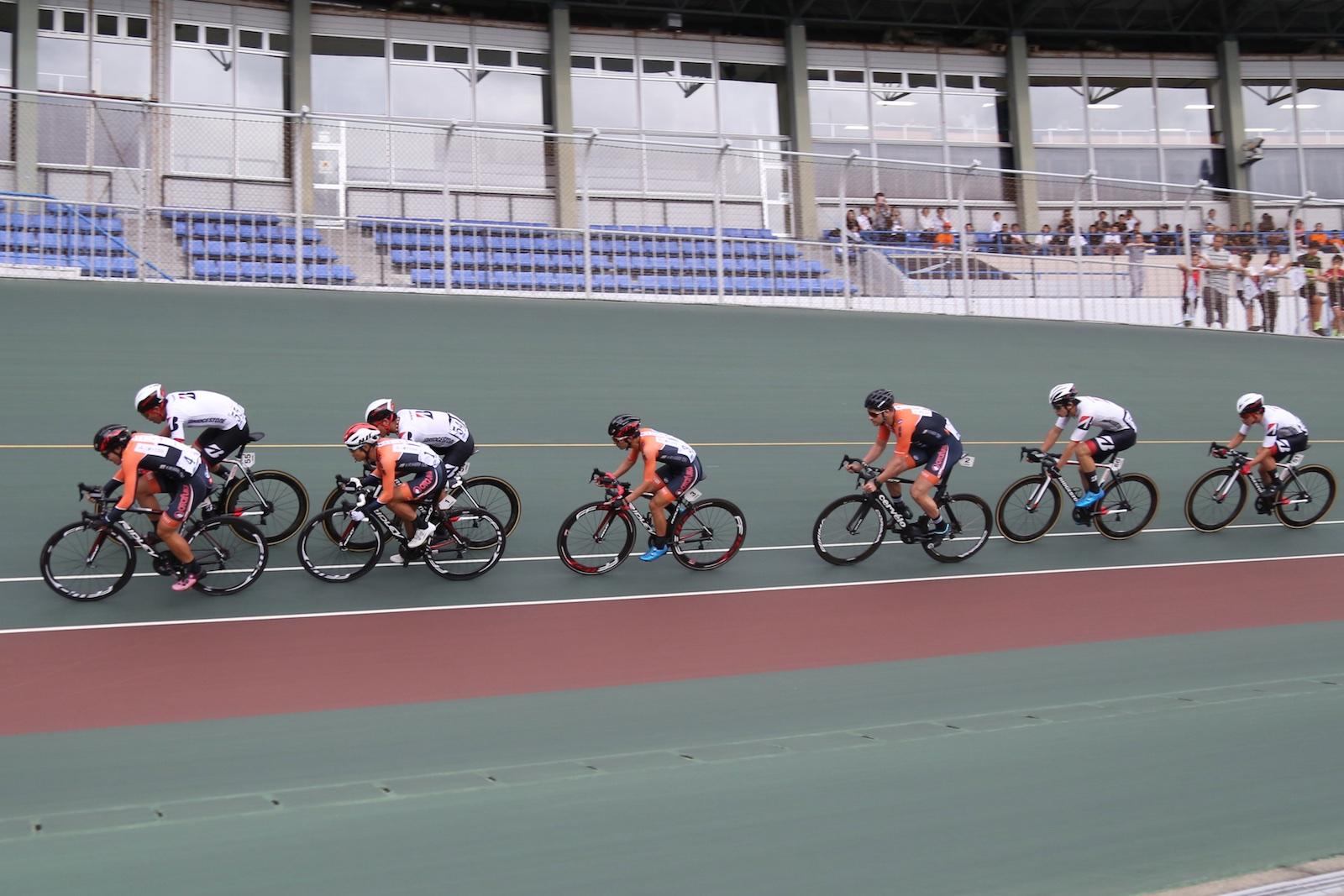 【バンクリーグ】Round3広島/確かなレース運びでブリヂストンが勝利