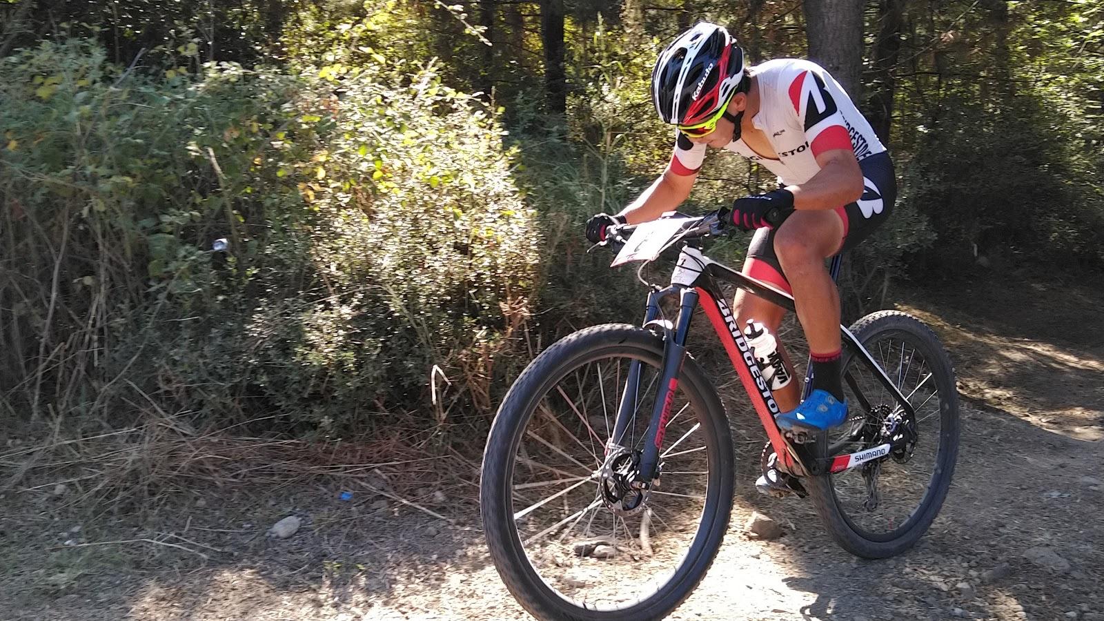【MTBトルコ UCI-C1】YalovaでのC-1レース 沢田9位でUCIポイント獲得