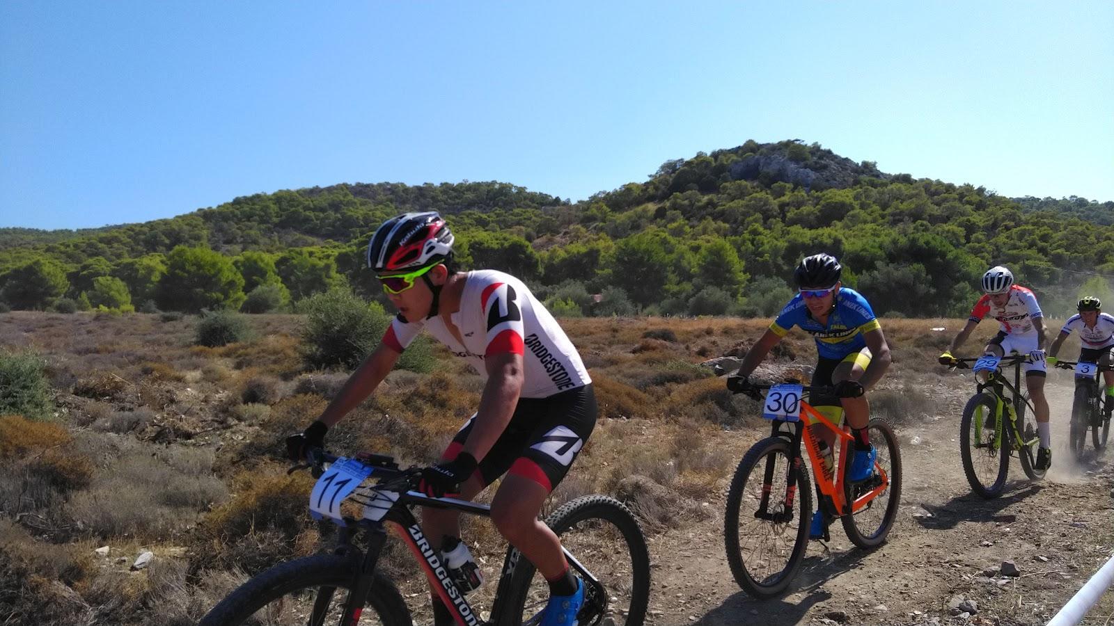 【MTB ギリシャ 】UCI-S2ステージレースにて沢田、平野ともにUCIポイント獲得