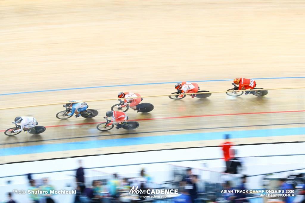 【トラックアジア選手権2020】女子ケイリン/太田5位、小林選手が銀メダルに