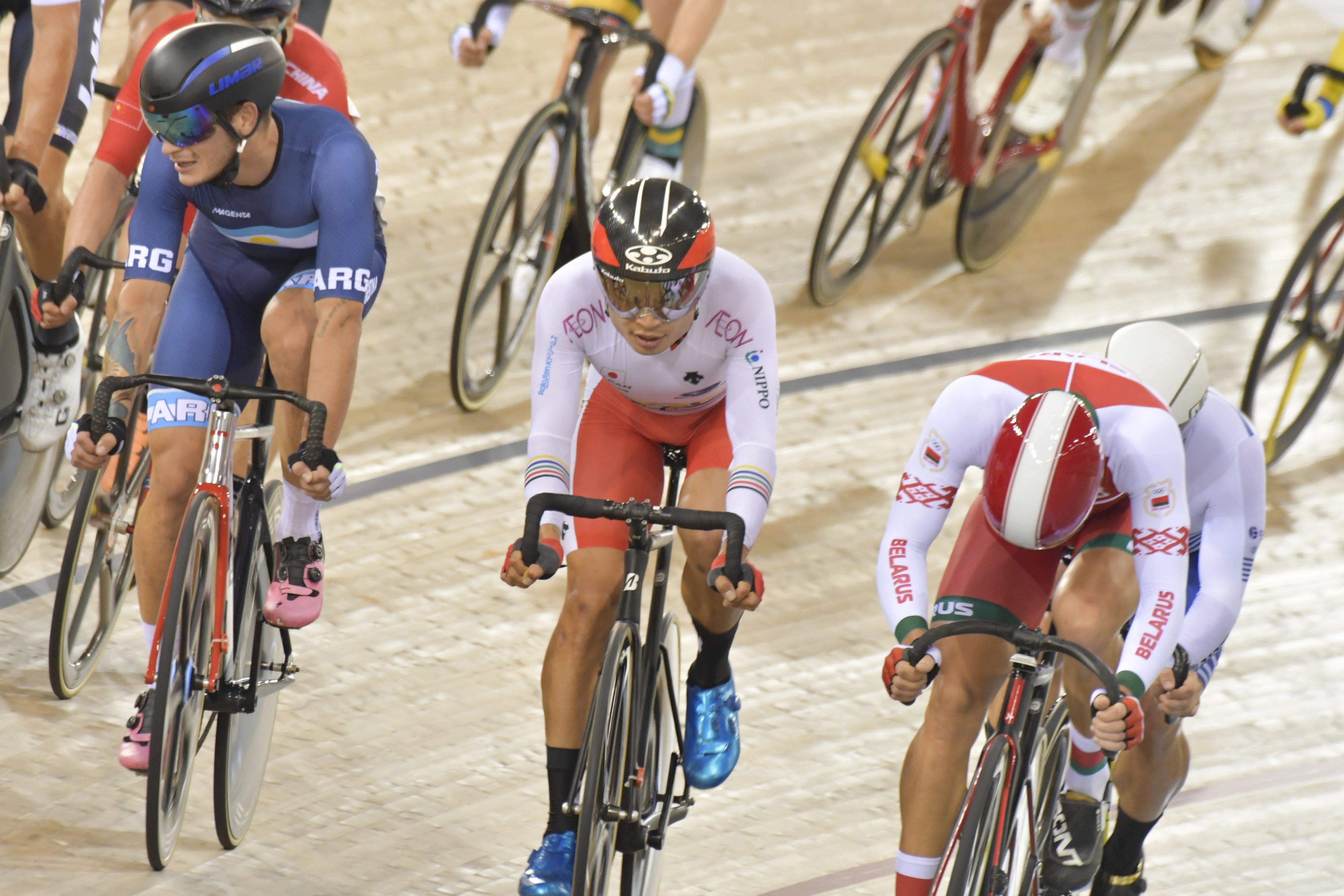 男子オムニアムで橋本が4位、世界水準の強さ示す【'19-'20 UCIトラックW杯第4戦ニュージーランド】