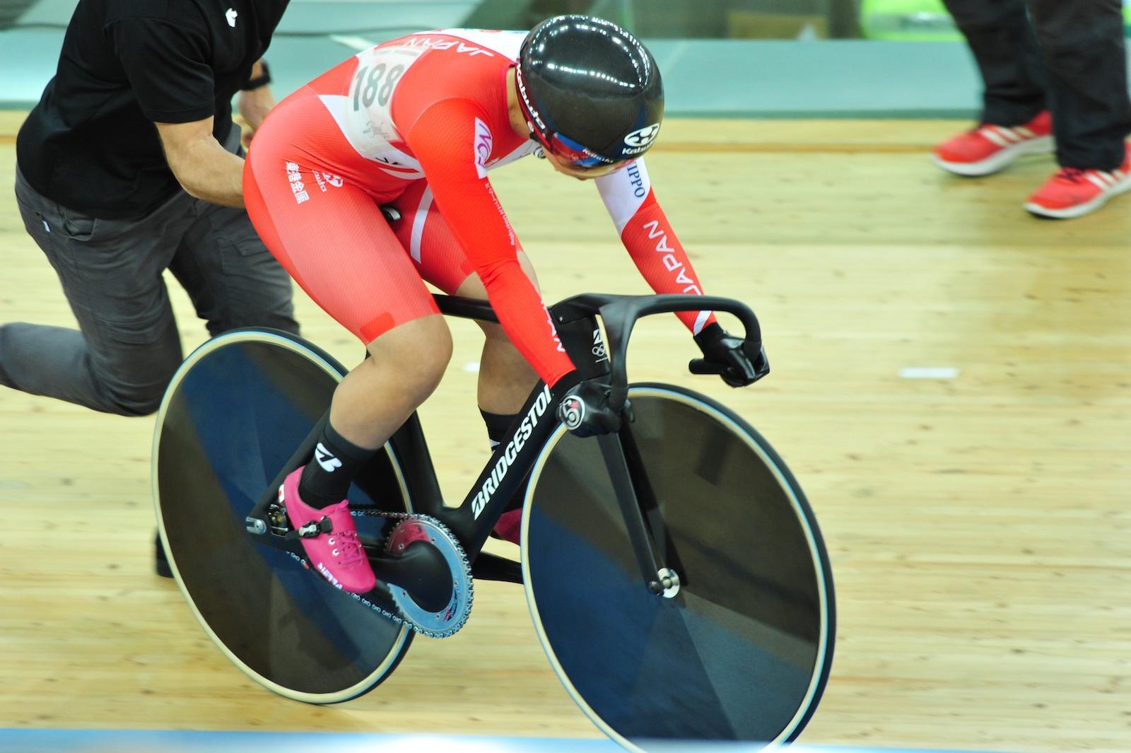 女子スプリントで太田13位、予選初の10秒台マーク【'19-'20 UCIトラックW杯第4戦ニュージーランド】
