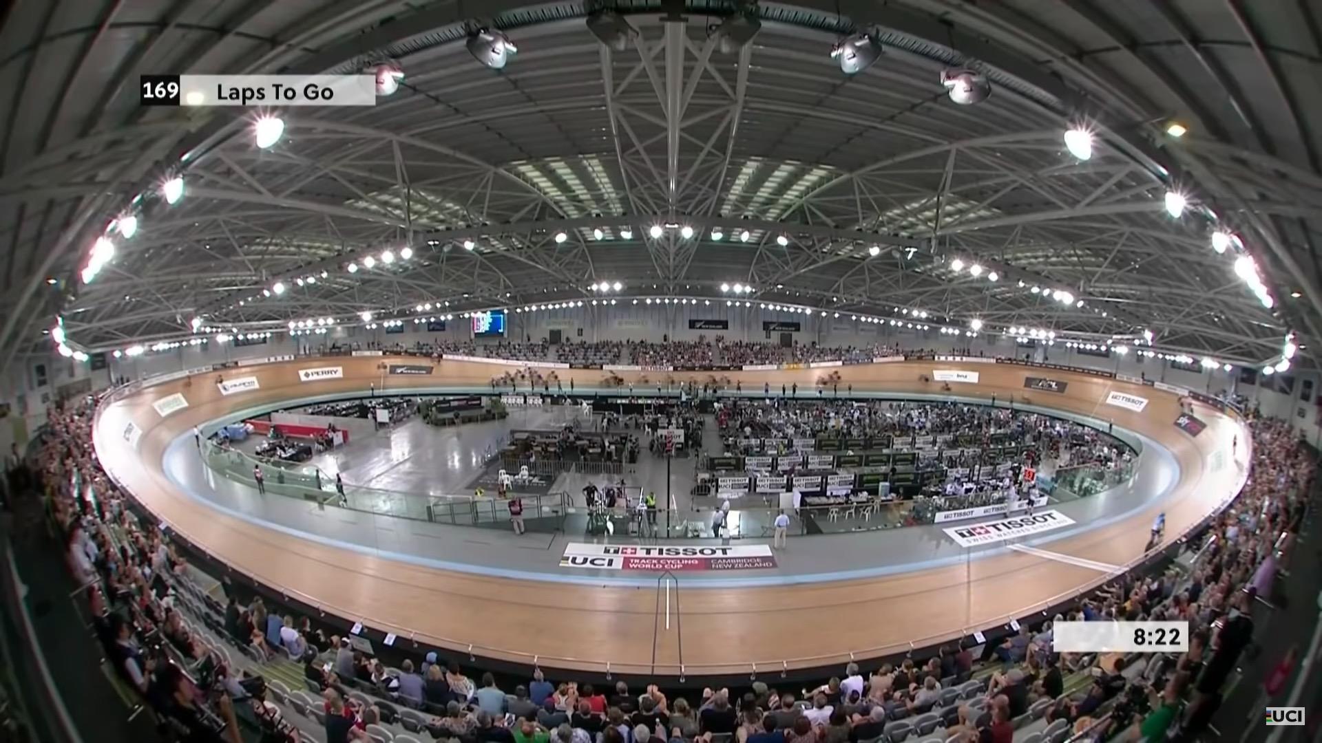 男子スプリントで脇本27位、女子ケイリン太田が17位【'19-'20 UCIトラックW杯第4戦ニュージーランド】