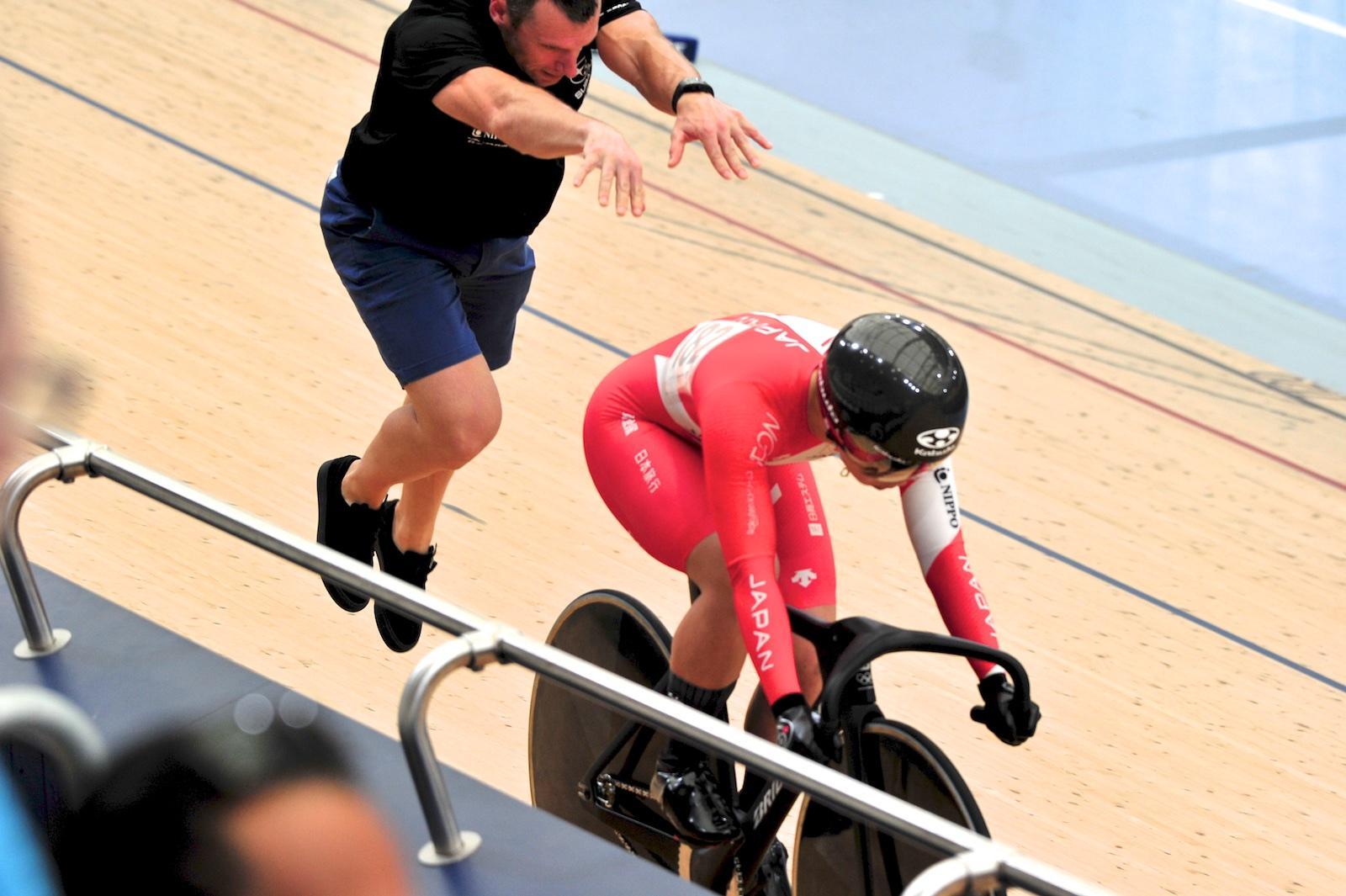 女子スプリント/太田は予選で200mFTTタイム更新、本戦は17位【UCIトラック'19-20W杯第5戦 オーストラリア】