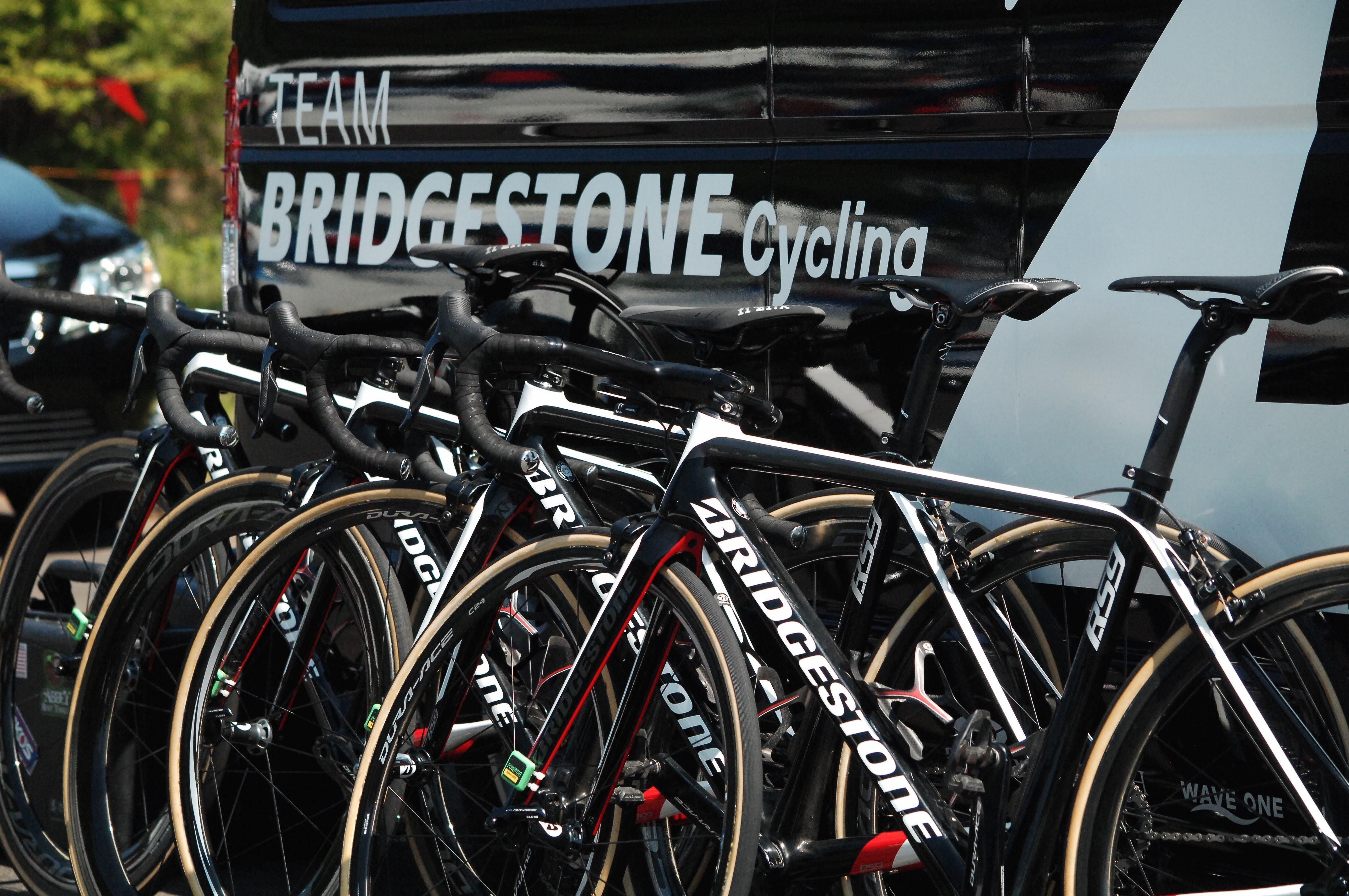 チーム スポンサー・サプライヤー / 2020年 TEAM BRIDGESTONE Cycling