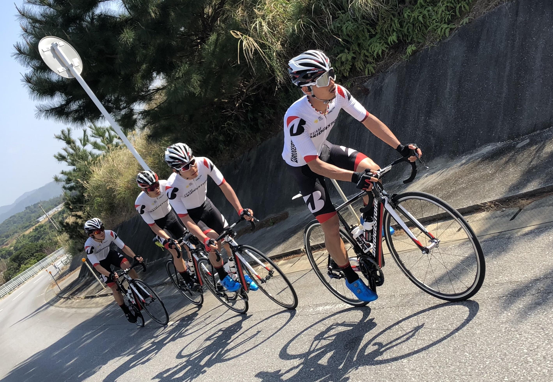チームブリヂストンサイクリングを旅の力でサポート -- 日本旅行