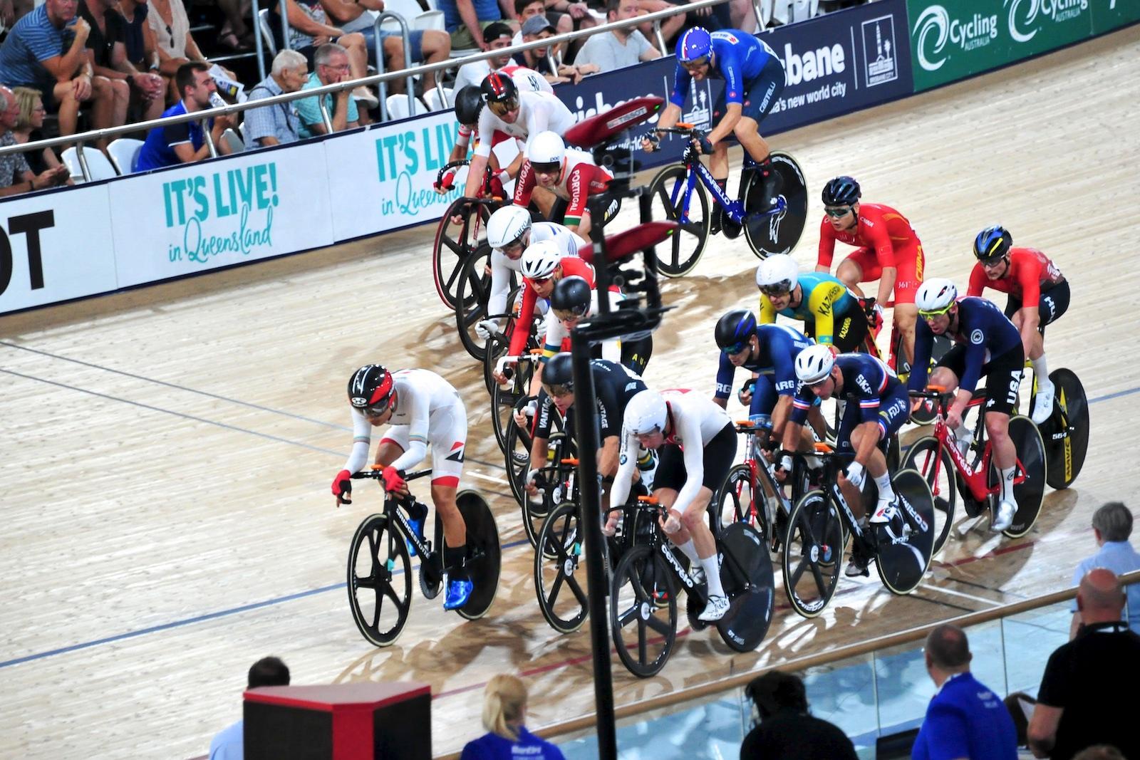 2020トラック世界選手権で決まる、東京2020本大会 日本出場枠獲得の見込み