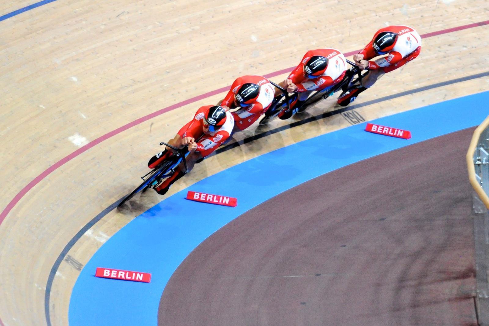 チームパシュート/日本記録を3秒以上更新するも、東京2020オリンピックへの挑戦をここで終える【2020UCIトラック世界選手権】