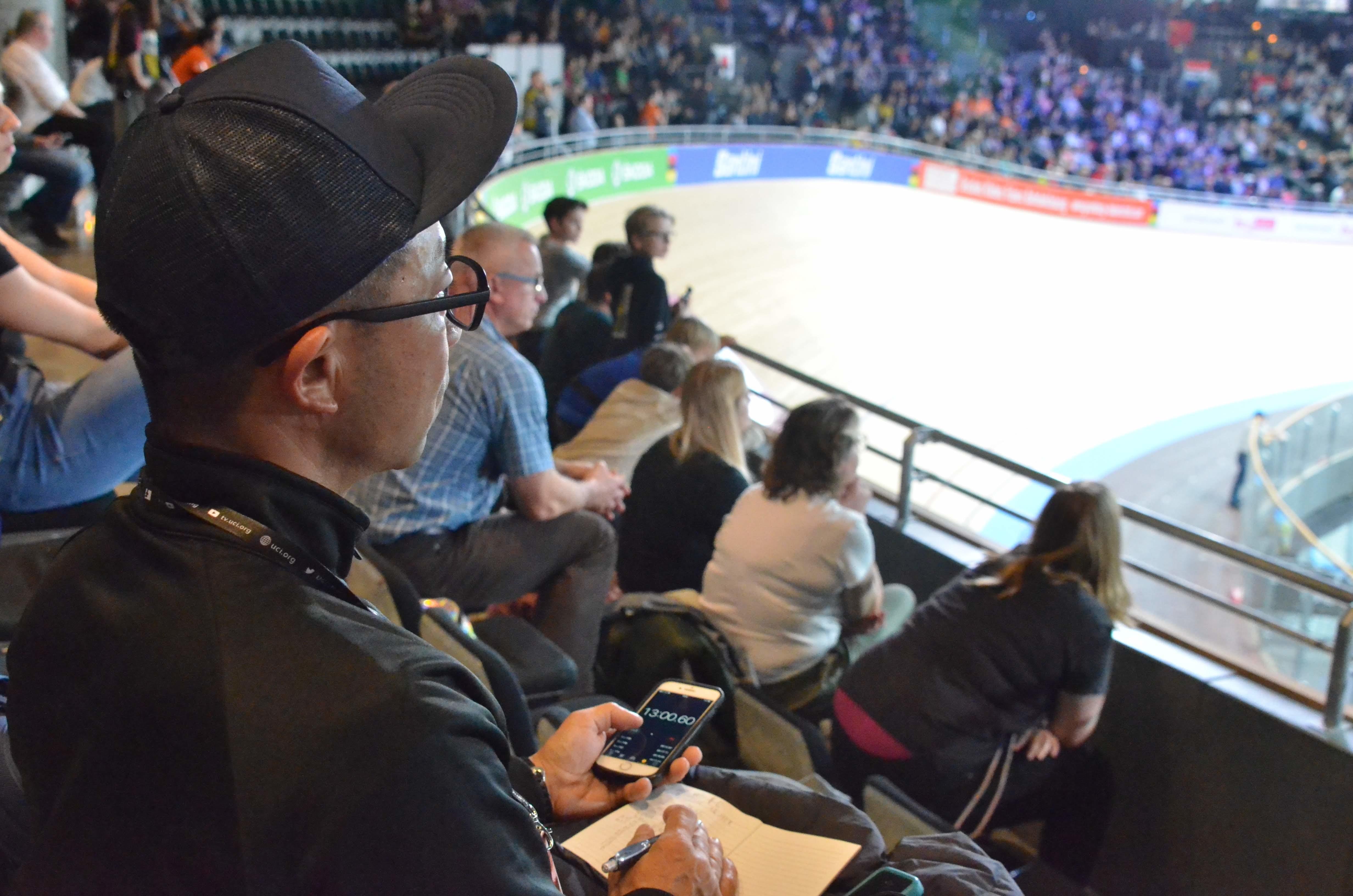 飯島誠が観たトラック世界選手権 ~東京2020オリンピックへの展望 ~