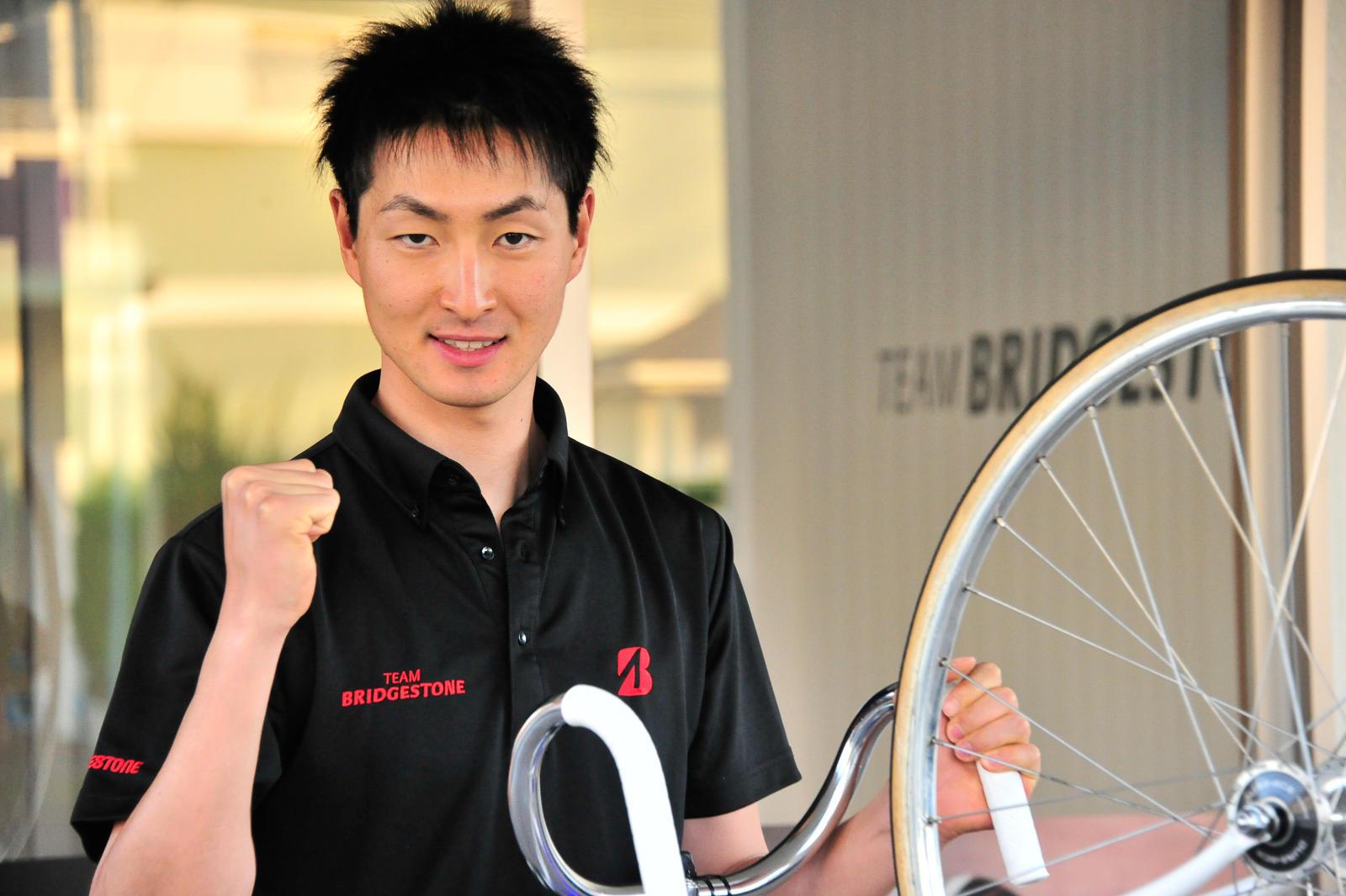 競輪選手になるため走り始める近谷涼、ワールドカップでの表彰台が彼の競技人生を2度変える