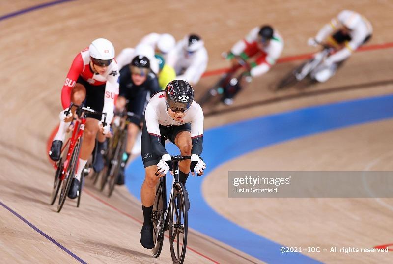 【東京2020オリンピック自転車競技トラック 8/4-5 詳報】世界の強豪に挑んだチームブリヂストン