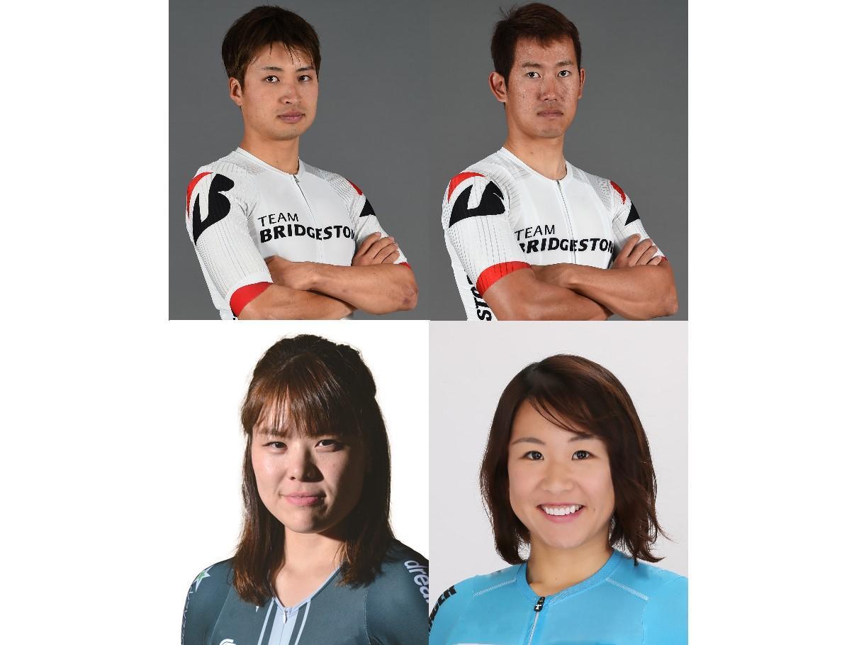 TEAM BRIDGESTONE Cycling所属選手およびブリヂストンの機材サポートアスリートが東京2020オリンピック日本代表内定選手に選出!【選手コメントあり】