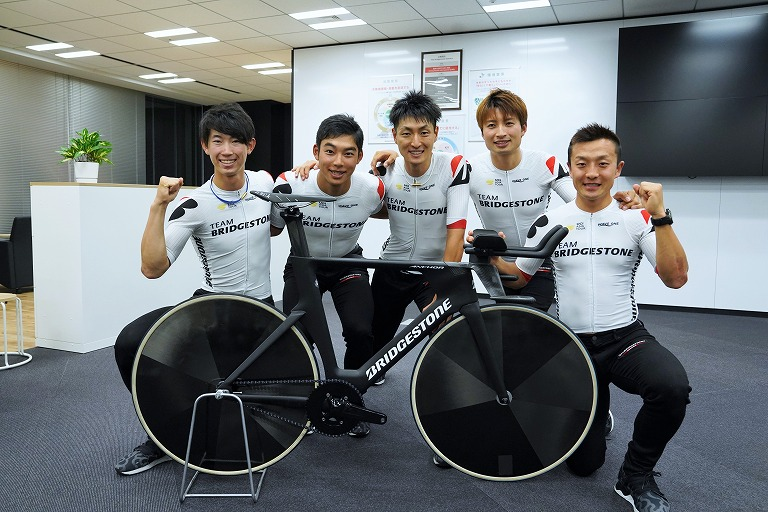 アジア王者、そして2020年へ 【TEAM BRIDGESTONE Cycling アジア選手権壮行会】