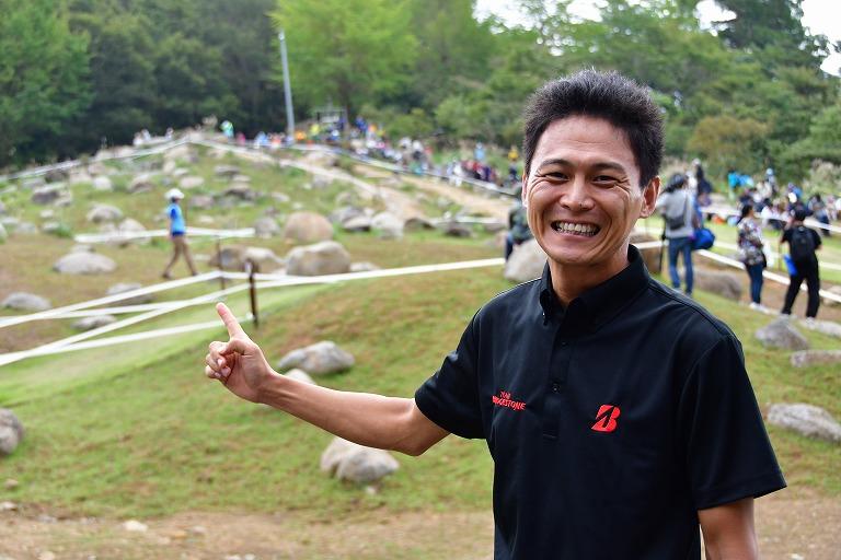 元アジア王者ウダの東京2020オリンピックMTBテストイベント総括