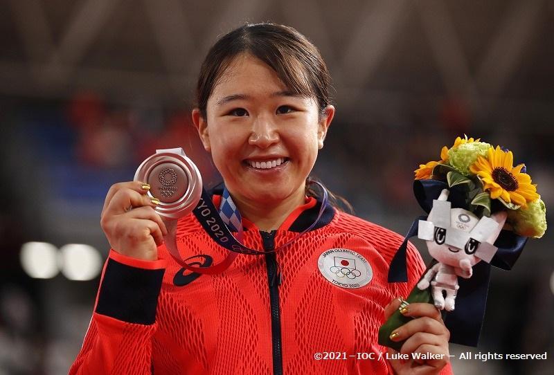梶原悠未選手が銀メダル獲得!【東京2020オリンピック女子オムニアム詳報】