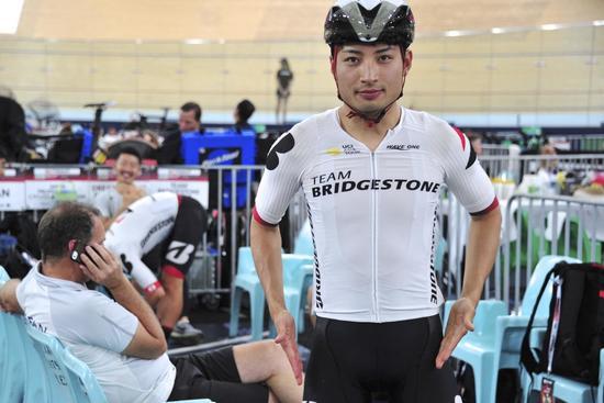 【19-20UCIトラックW杯第5戦】オムニアムでメダルを狙う橋本