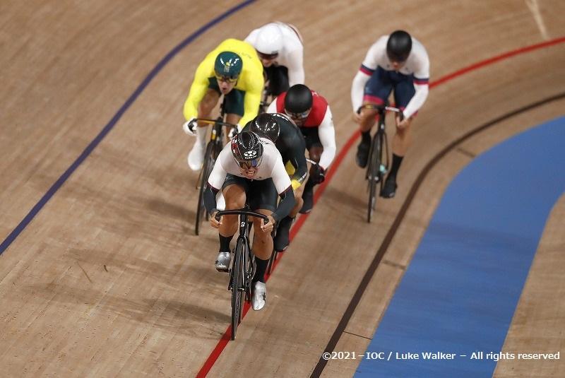 【東京2020オリンピック自転車競技トラック 8/6-8 詳報】あと一歩届かなかった決勝の舞台