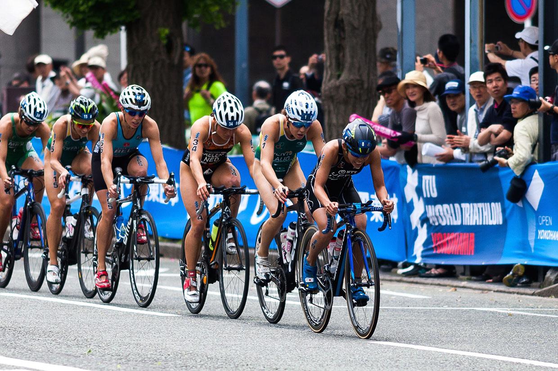 リオ2016オリンピック 女子トライアスロン 上田藍選手「悔しくてひと目も構わず涙を」