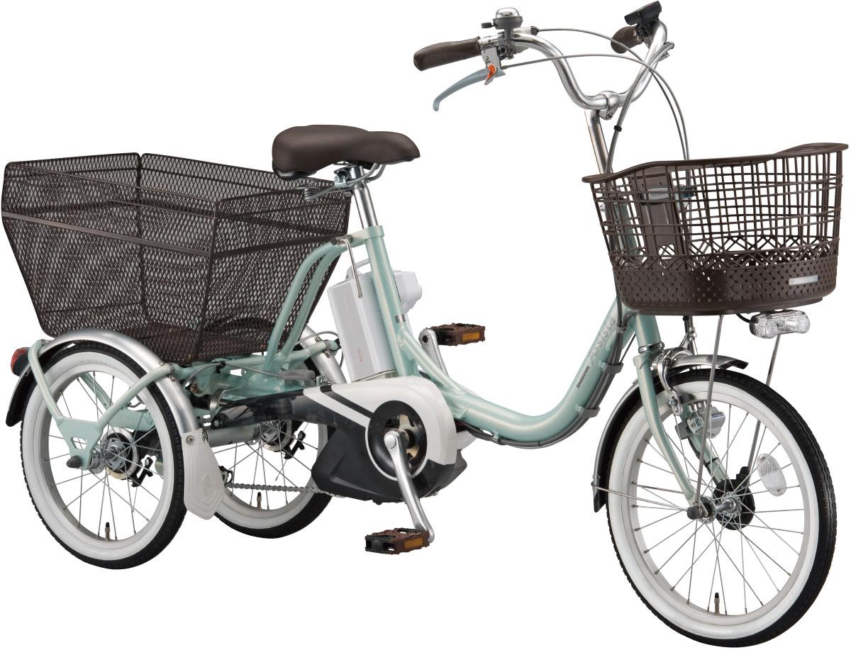 アシスタワゴン ブリヂストンの電動アシスト自転車