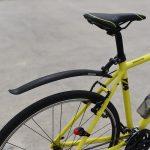 ロードバイク用リヤフェンダーイメージ