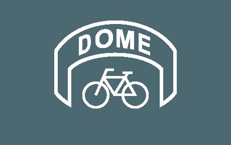 自転車ドーム・自転車館のイメージイラスト