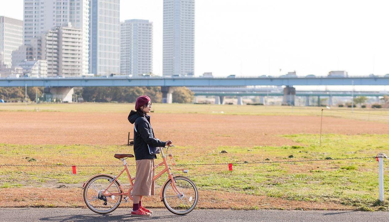 【GREENLABEL BIKETRIP】双眼鏡×自転車さんぽ。 in 東京・多摩川河川敷 Vol.1