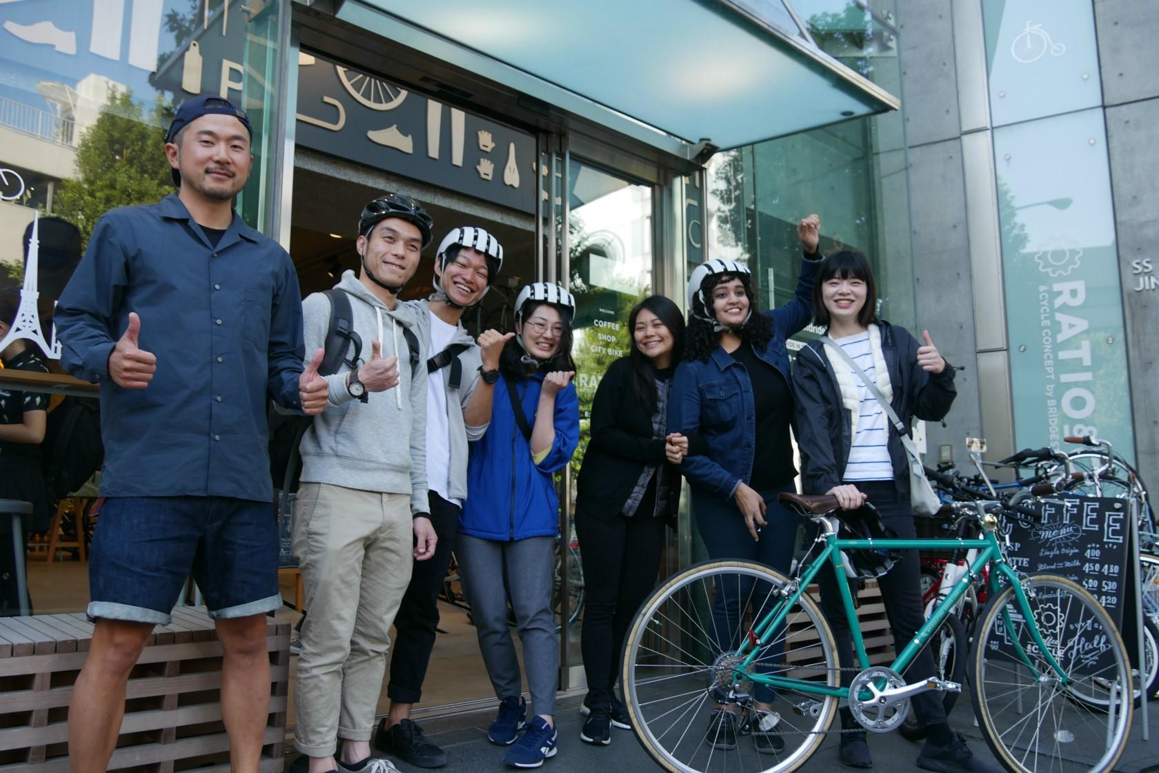 [FEEL &RIDE IN TOKYO]第2回目レポート