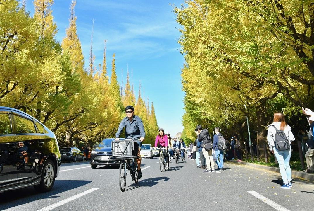 [FEEL &RIDE IN TOKYO]第3回目レポート