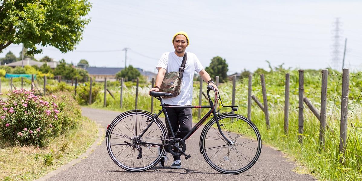 【GREENLABEL PEOPLE】No.08 Hiroki_Miyagi with MARKROSA 7H