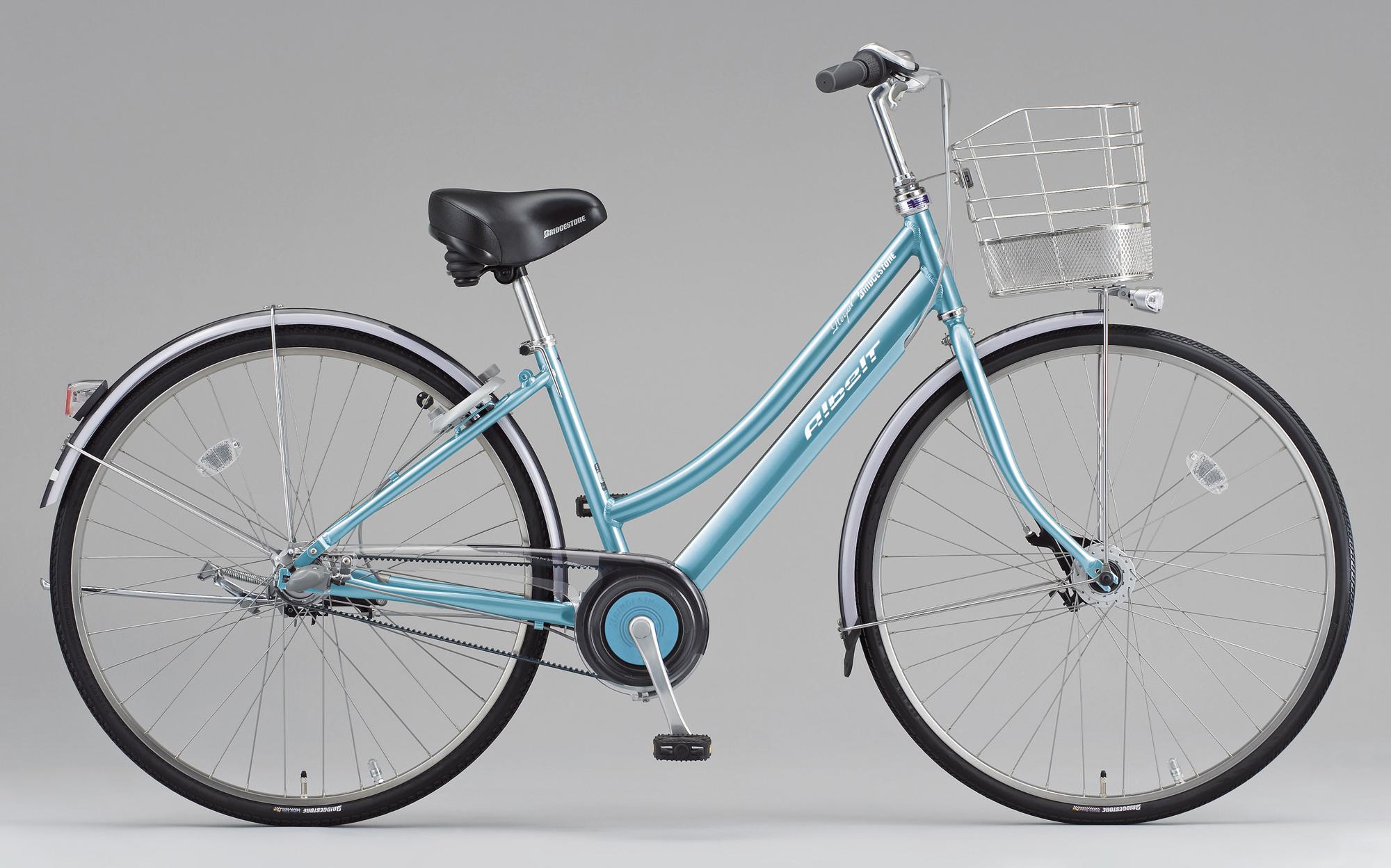 自転車の 自転車 通学用 アルベルト : 適性をアップした通学用自転車 ...