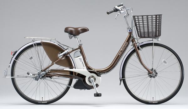 さらに乗りやすくなった電動アシスト自転車 「アシスタシリーズ」新発売 ニュースリリース 2010  ブリヂストンサイクル株式会社