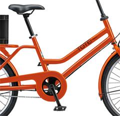 重い荷物を載せてもふらつきづらい安全で快適な走行性能を実現