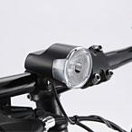 """電池交換不要の発電式で、点灯のし忘れを防止する自動点灯機能付き""""バートップ点灯虫"""""""