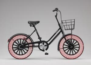 エアフリー自転車