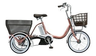 アシスタワゴンの自転車画像