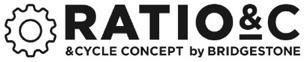 RATIO &Cのロゴ